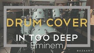 Eminem - In Too Deep - drum cover by SalArteagaDrums