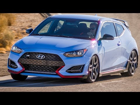 Hyundai Veloster N (2019) Ready to Attack