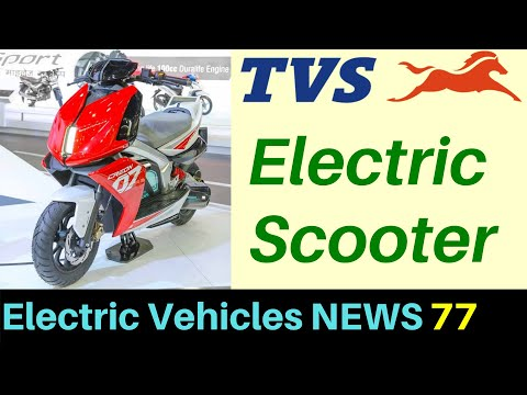 TVS Electric Scooter Launch Date, MG ZS EV, Maruti Futuro-E
