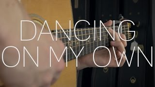 Robyn/Calum Scott - Dancing On My Own - Fingerstyle Guitar Cover By James Bartholomew