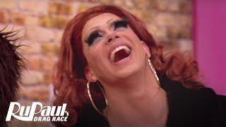 Farrah Moan Comes For Nina Bo'nina Brown | RuPaul's Drag Race Season 9 | VH1
