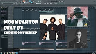 Moombahton beat by ChrisfromtheDeep (Major lazer, MHD, Johnny 500 type beat)