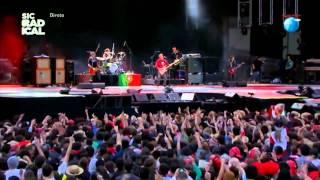 Xutos & Pontapés - Ai Se Ele Cai Rock In Rio 2014