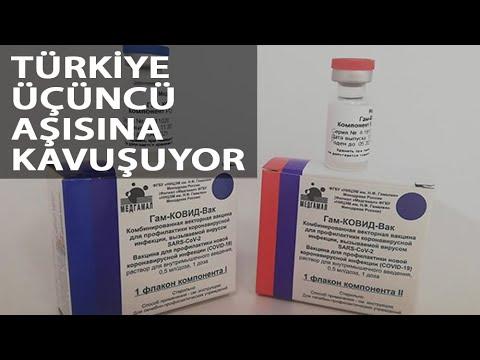 3. Aşının Anlaşmasını Sağlayan Firmanın Sahibi Detayları DHA'ya Anlattı