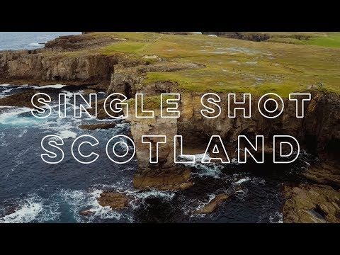 Single Shot Scotland - Yesnaby Castle