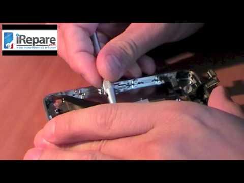 Réparation de la vitre avant du iPhone 4S