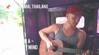 ARIZONA - Cross My Mind (Acoustic cover by Jimmy Sodermark)