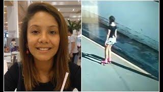 CHEGA A TRISTE NOTICIA da menina Vitória Gabrielly, de 12 anos, desaparecida