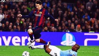 Lionel Messi ● Amazing Dribbling Skills ● 2015