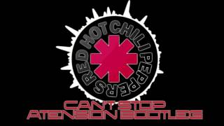Red Hot Chili Peppers - Can't Stop (aTension Bootleg)