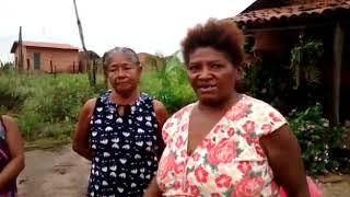 Moradores da cidade de Axixá estão ilhados, e reclamam de cratera aberta em Bairro
