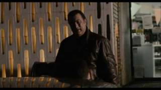 Steven Seagal Goes To The Store