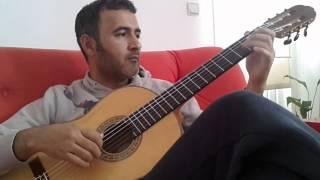 Şafak Türküsü-Ahmet Kaya-Gitar