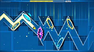 Geometry Dash - Toccata (My First NC Gameplay)