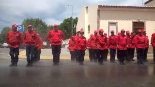 Bombeiros Voluntários de Ponte de Sor - Recrutas 2016