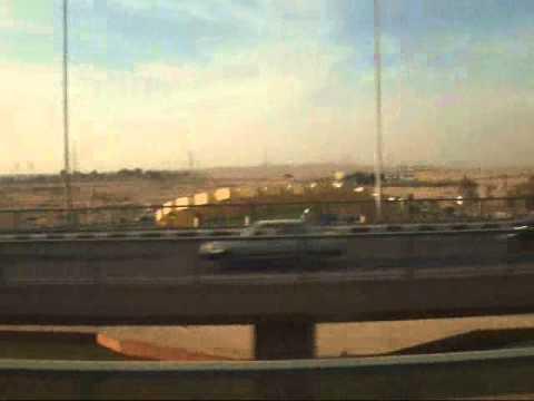 le Caire / Ismaelia