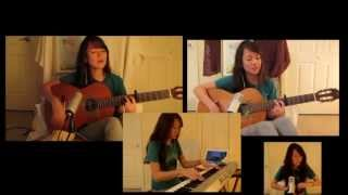 Such Great Heights (The Postal Service) Vocal, Piano, Guitar Cover | Michelle Heafy