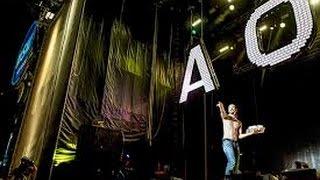 Steve Aoki  zambujeira do mar 2015