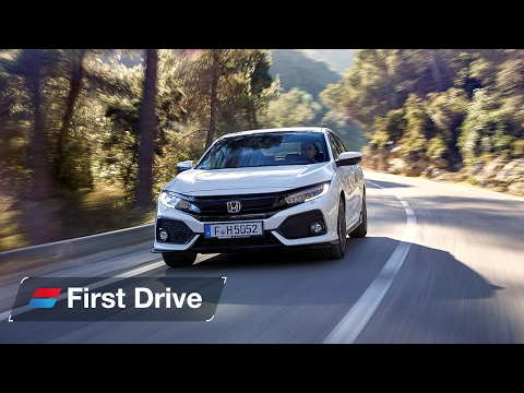 Honda Civic 2017 first drive review
