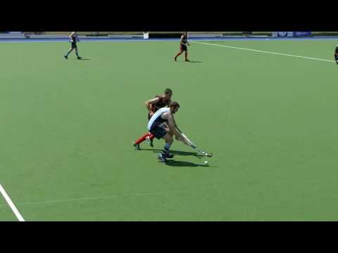 NSW Fire 0 v NSW Police 1. Mens hockey. Police Games 2016