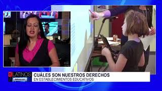 Cuales son nuestros derechos  en un establecimiento educativo con Eliana Tardio