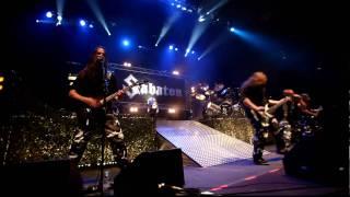 Sabaton - The Price Of A Mile - Metallsvenskan 09