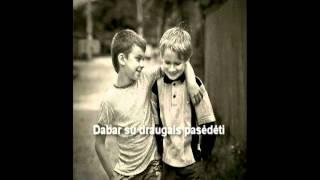 Lube -  Starye Druzya // Любэ - Старые друзья LIETUVISKAI