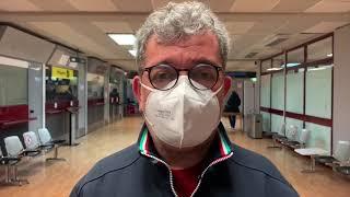 REGGIO CALABRIA: VICEMINISTRO MORELLI IN VISITA ALL'AEROPORTO DELLO STRETTO