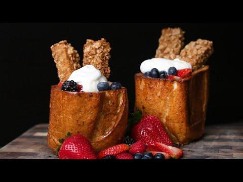 Honey Toast French Toast
