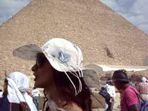 Piramide de Keops, Egipto Viaje Internacional 2010 Omnilife
