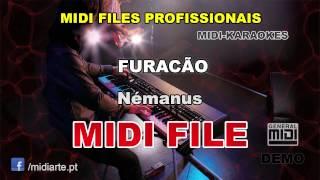 ♬ Midi file  - FURACÃO - Némanus