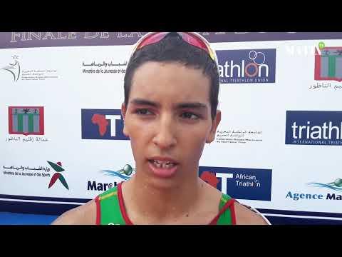 Coupe du Trône de triathlon, 1ère édition : Les triathlètes d'Amal Inezgane au dessus du lot