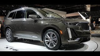 2020 Cadillac XT6 - Walkaround, Features & Specifications