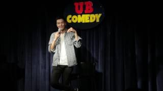 Batbileg | Хадамд очсон хүргэн | @UB Comedy Club