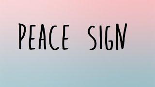 Usher X Zaytoven - Peace Sign Lyrics