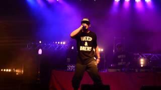 Kajman - Bezsenność ( Hip Hop Fest Nysa 2014 )
