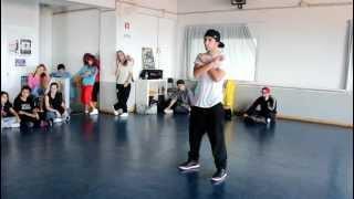 Nando Solo RNB curso We Love 2 Dance