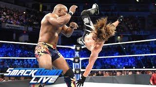 AJ Styles vs. Shelton Benjamin: SmackDown LIVE, Oct. 9, 2018