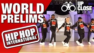 (UC) Chapkidz - USA (Gold Medalist Junior Division) @ HHI's 2015 World Prelims