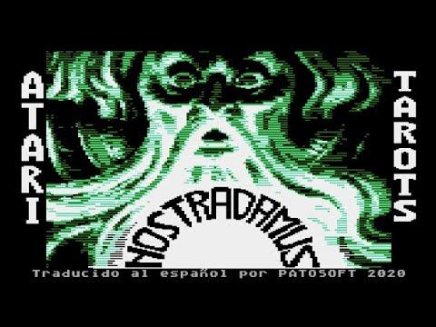 Nostradamus Atari Tarots en español