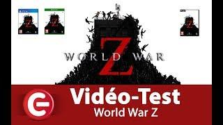 Vidéo-Test : [Vidéo Test/Gameplay] World War Z