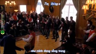 [Full HD] Teenage Dream Glee Vietsub+Kara