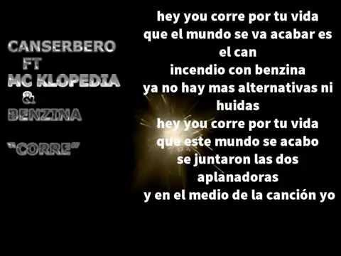 Corre! de Canserbero Letra y Video