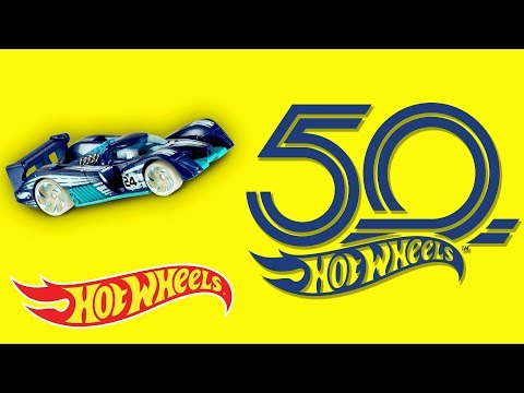 Happy 50th Birthday: The Best of Hot Wheels | Hot Wheels