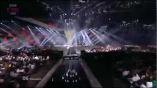 Mandinga - Zaleilah (Romania), Live at Semi-Final 1 Eurovision 2012