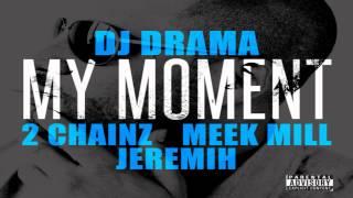 DJ Drama - My Moment Instrumental (HQ)