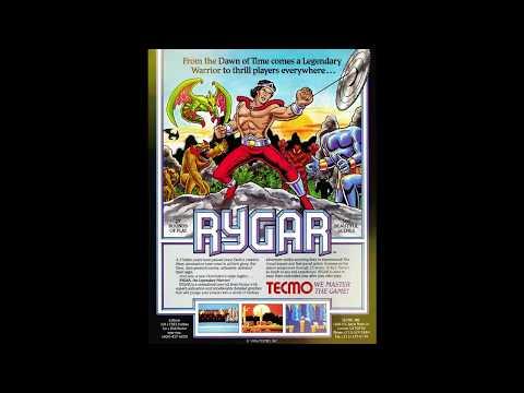 Rygar Argus no Senshi Arcade Sound Track