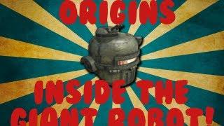 """Origins"" How to Get INSIDE the ROBOT! Full Guide/Tutorial!"