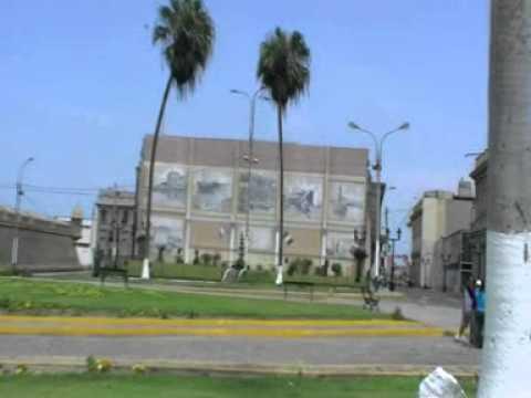 Viaje por Sudamerica di Giacomo Sanesi. Lima (PER). 01802 – fortaleza real felipe