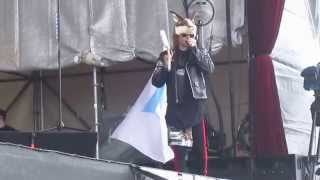 Do or Die; 30 Seconds to Mars, live in Ischgl